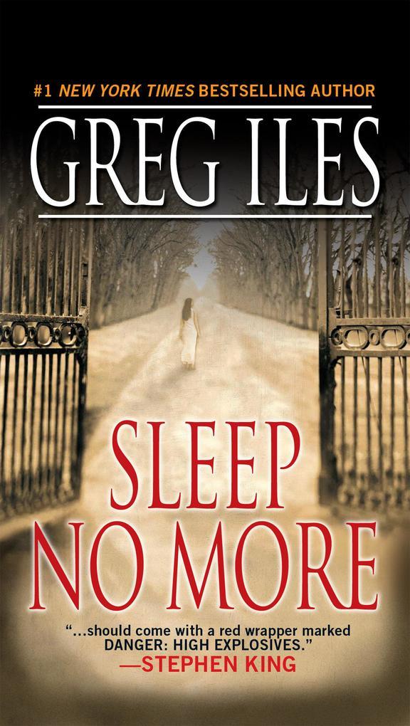Sleep No More als Taschenbuch