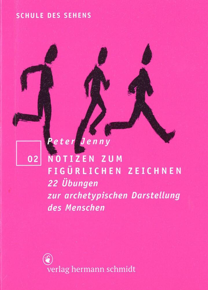 Notizen zum figürlichen Zeichnen als Buch