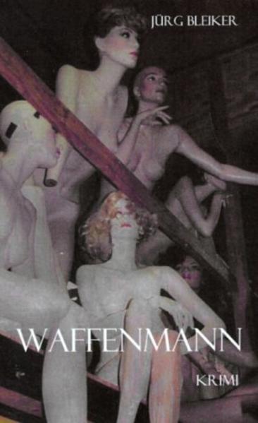 Waffenmann als Buch