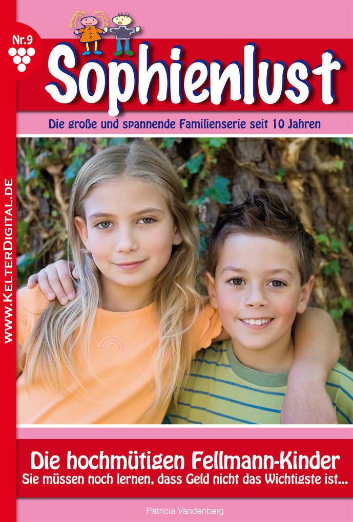 Sophienlust 9 - Familienroman als eBook von Patricia Vandenberg