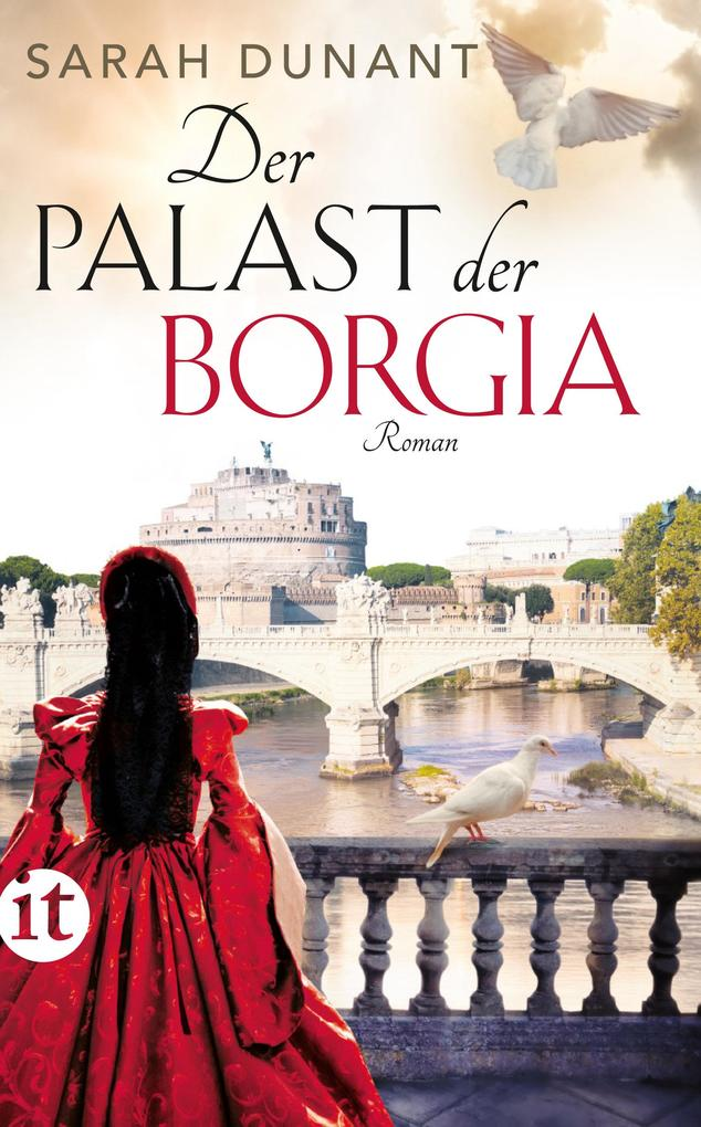 Der Palast der Borgia als eBook von Sarah Dunant