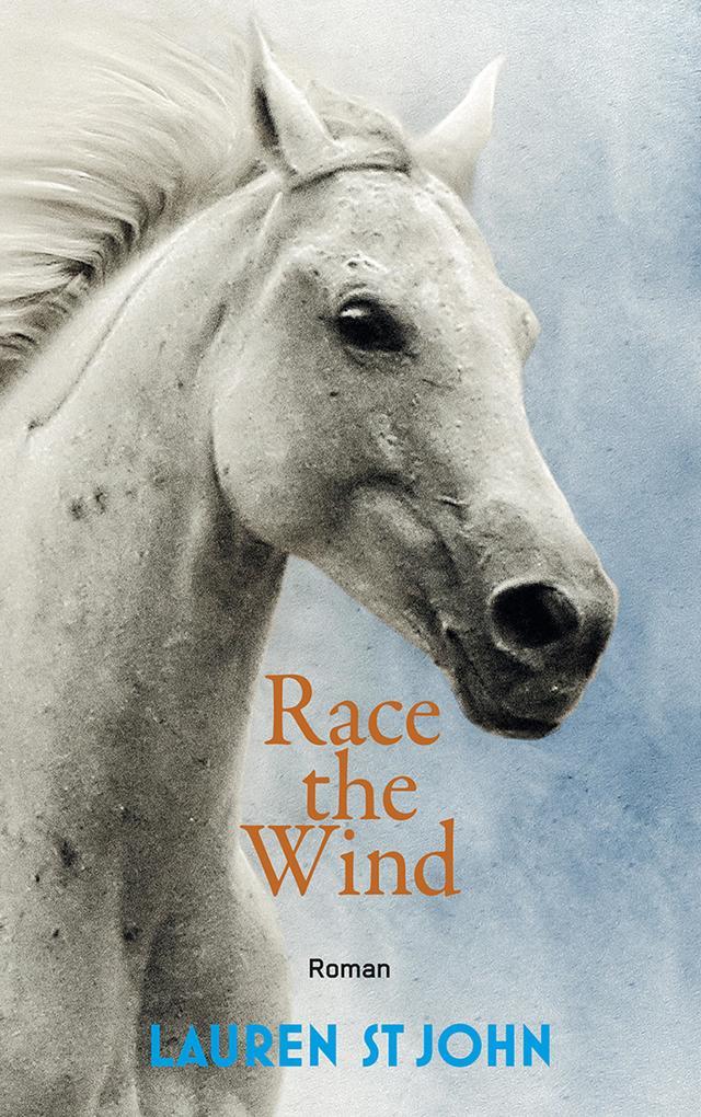 Race the Wind als eBook von Lauren St John