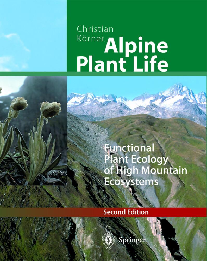 Alpine Plant Life als Buch