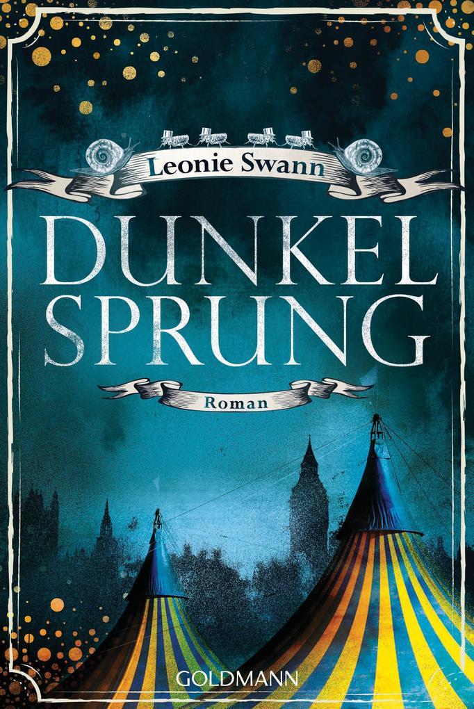 Dunkelsprung als eBook von Leonie Swann