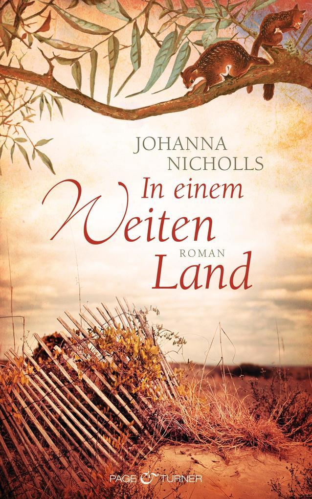 In einem weiten Land als eBook von Johanna Nicholls