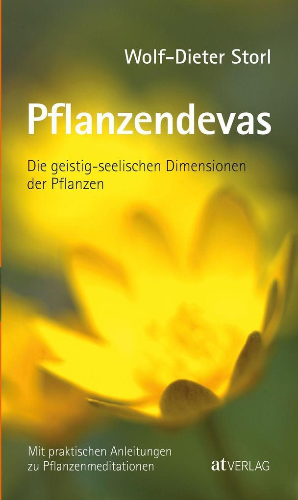 Pflanzendevas als Buch von Wolf-Dieter Storl