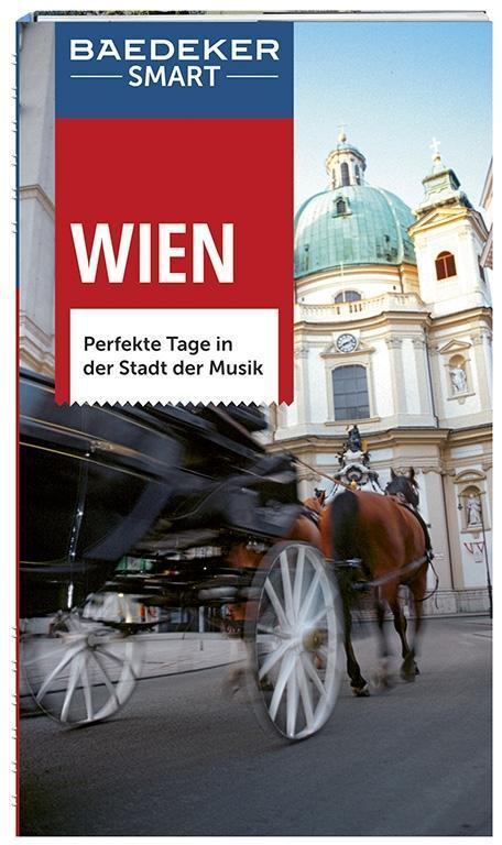 Baedeker SMART Reiseführer Wien als Buch von Wa...