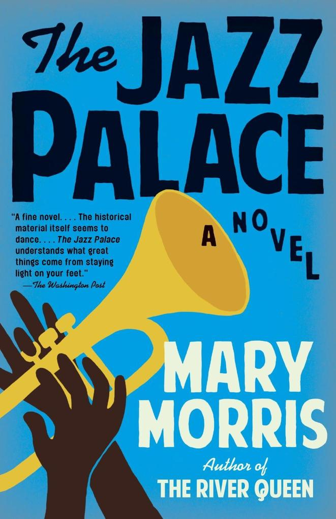 The Jazz Palace als eBook