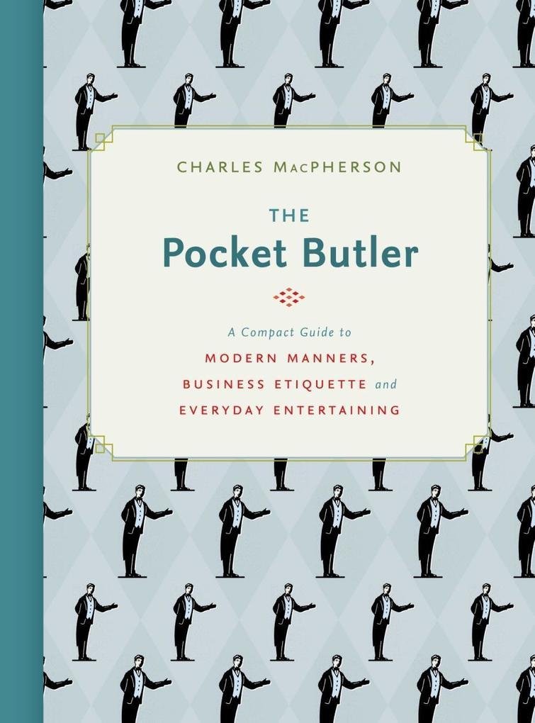 The Pocket Butler als eBook von Charles Macpherson