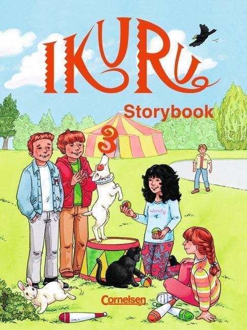 Ikuru 3. Storybook als Buch