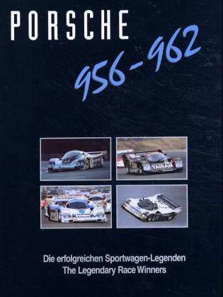 Porsche 956 - 962 als Buch