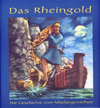 Das Rheingold als Buch