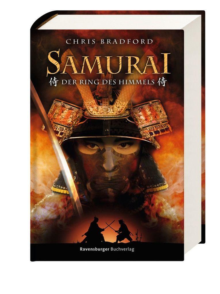 Samurai 08. Der Ring des Himmels als Buch