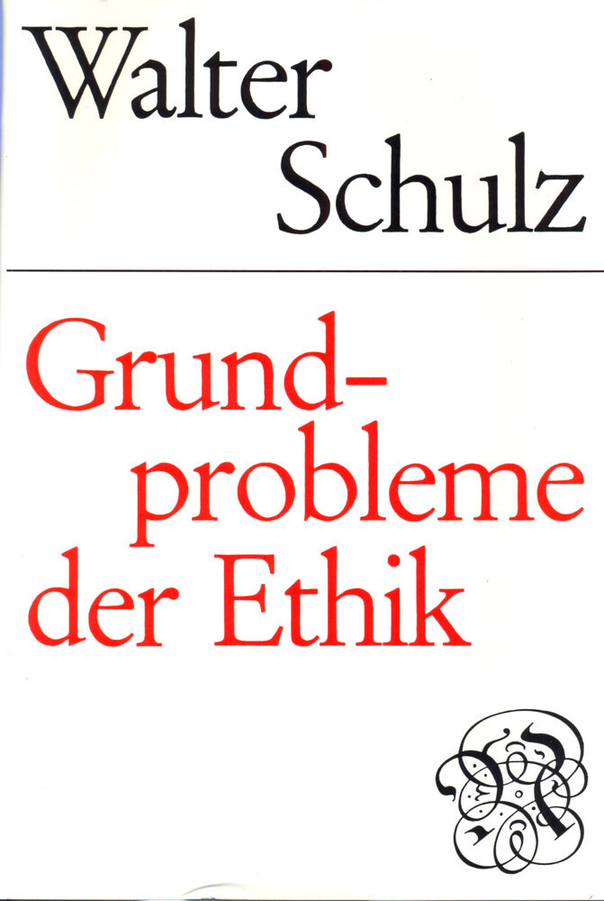 Grundprobleme der Ethik als Buch