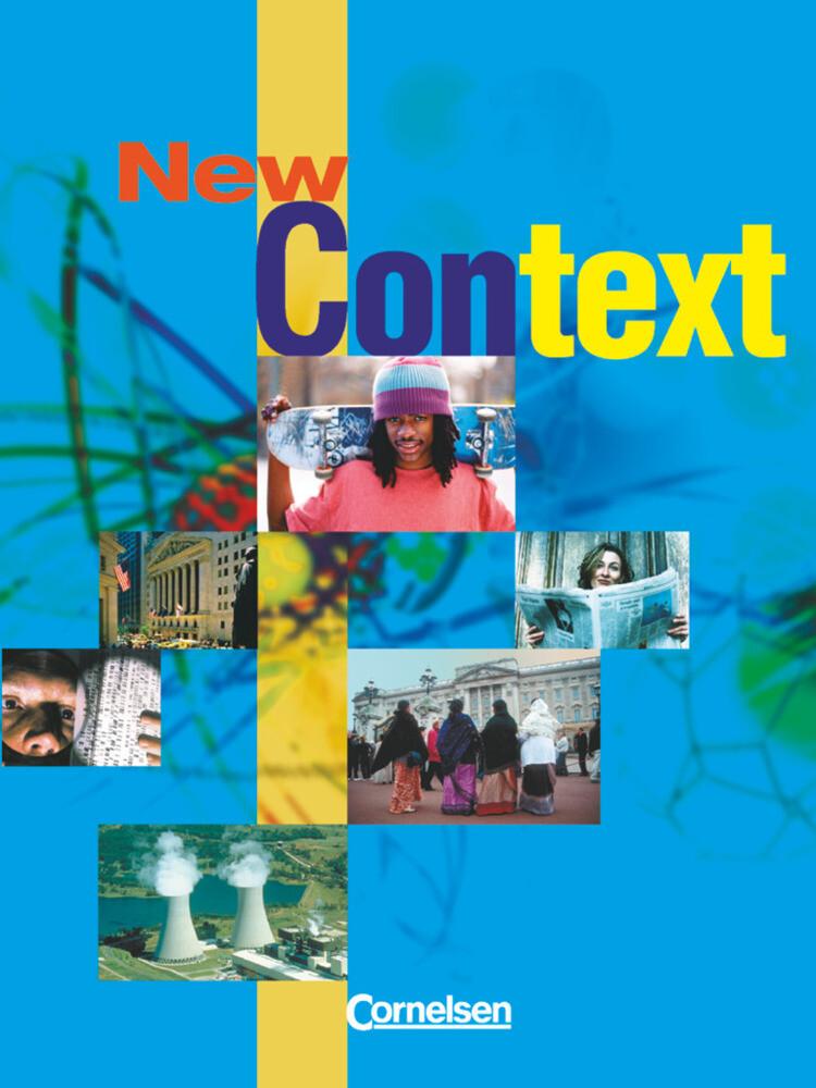 New Context. Schülerbuch als Buch