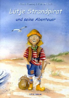 Lütje Strandpirat und seine Abenteuer als Buch