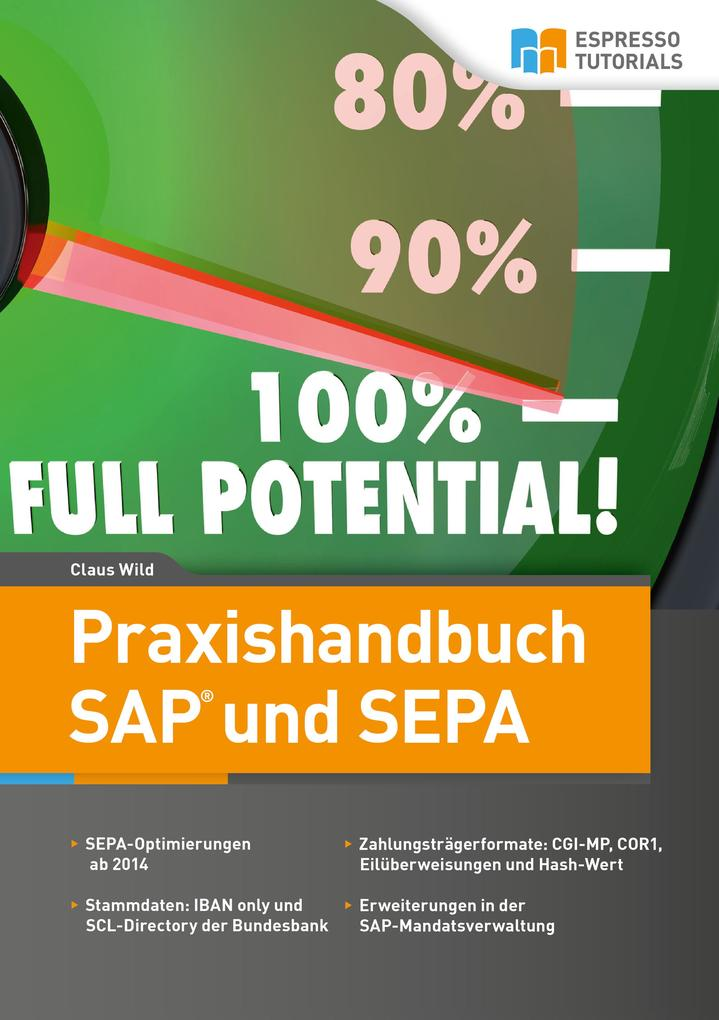 Praxishandbuch SAP und SEPA als eBook von Claus Wild