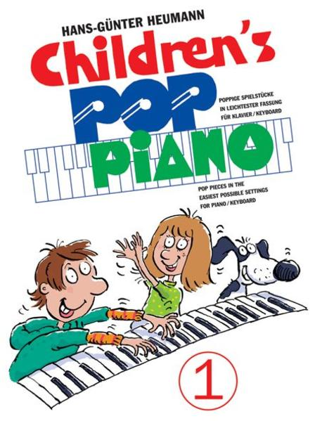 Childrens Pop Piano 1 als Buch