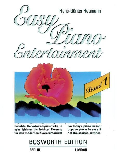 Easy Piano Entertainment 1 als Buch
