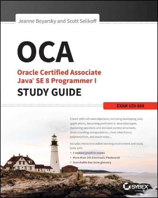 OCA als Buch von Jeanne Boyarsky, Scott Selikoff