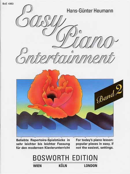 Easy Piano Entertainment 2 als Buch
