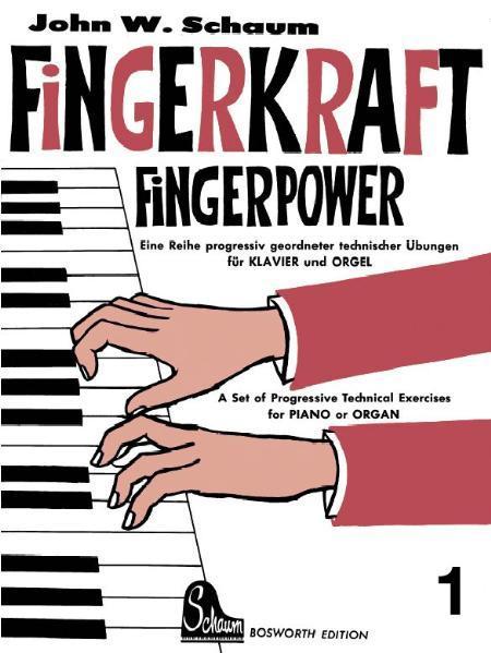 Fingerkraft 1 als Buch