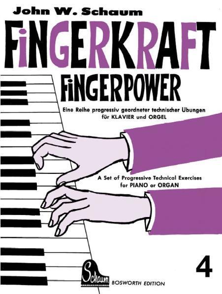 Fingerkraft 4 als Buch