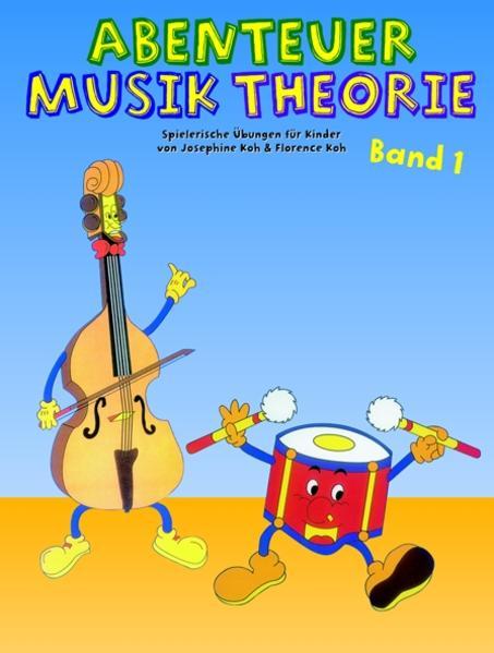 Abenteuer Musiktheorie 1 als Buch