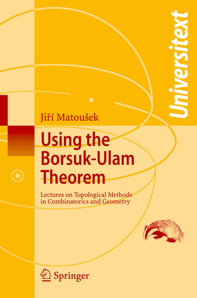 Using the Borsuk-Ulam Theorem als Buch