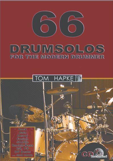 66 Drumsolos als Buch