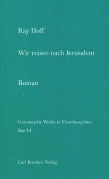 Wir reisen nach Jerusalem als Buch
