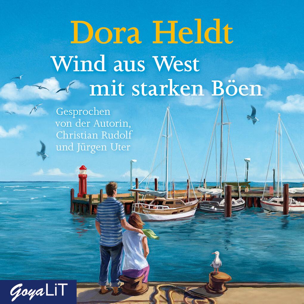 Wind aus West mit starken Böen als Hörbuch Download
