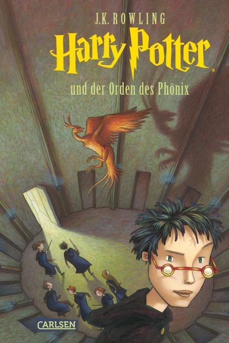 Harry Potter 5 und der Orden des Phönix als Buch