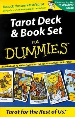 Tarot Deck & Book Set for Dummies [With Book] als sonstige Artikel