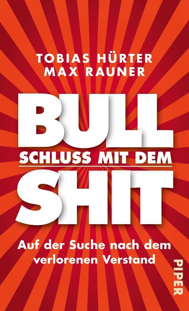 Schluss mit dem Bullshit! als eBook