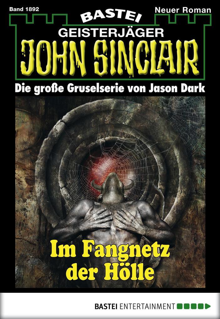 John Sinclair - Folge 1892 als eBook