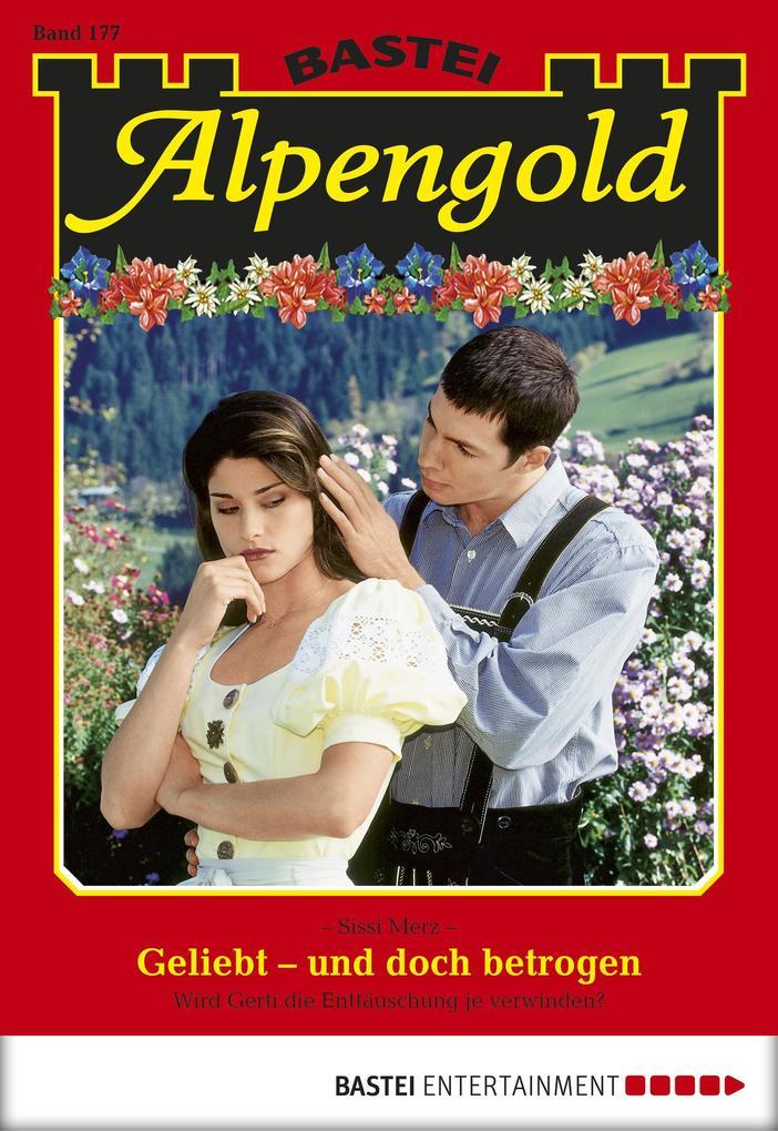 Alpengold - Folge 177 als eBook