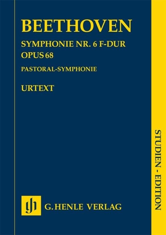 Symphonie Nr. 6 F-dur (Pastoral-Symphonie) op.68