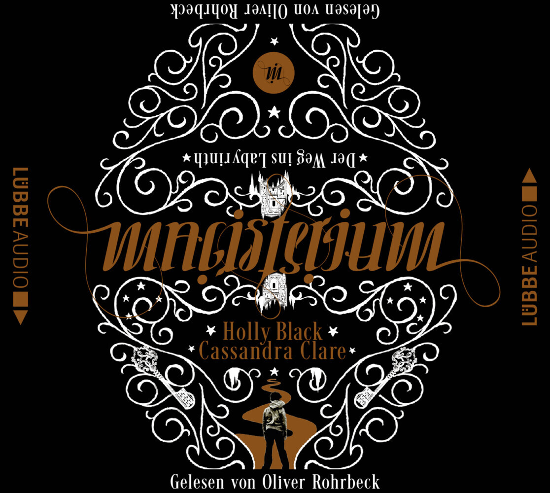 Magisterium 01 - Der Weg ins Labyrinth als Hörbuch