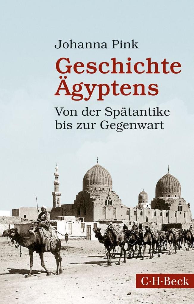 Geschichte Ägyptens als eBook von Johanna Pink
