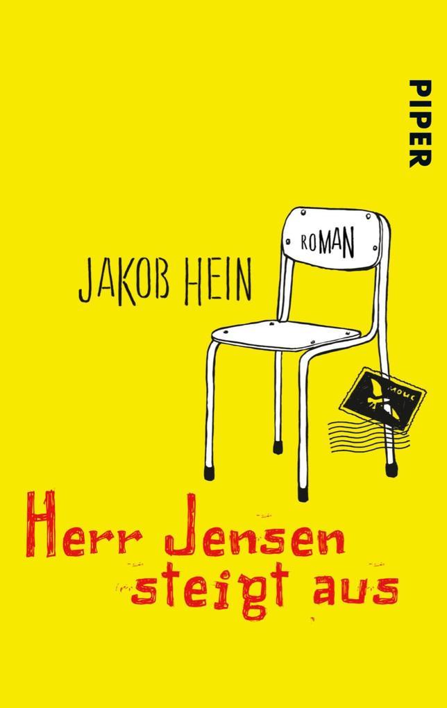 Herr Jensen steigt aus als eBook von Jakob Hein