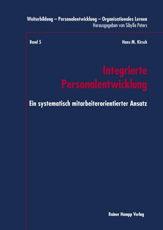 Integrierte Personalentwicklung