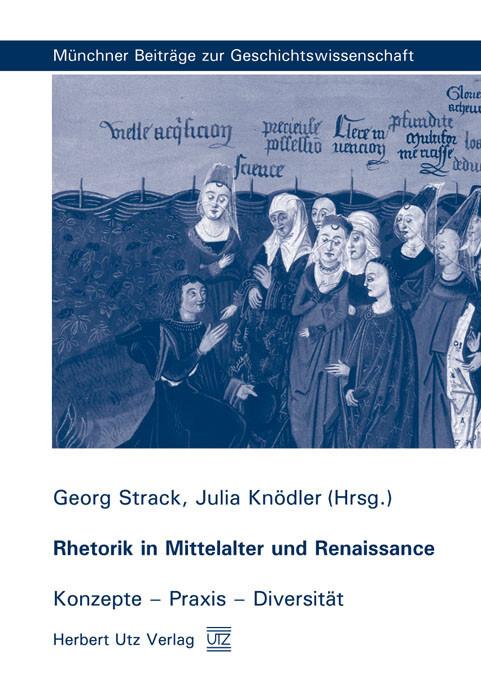Rhetorik in Mittelalter und Renaissance als eBook