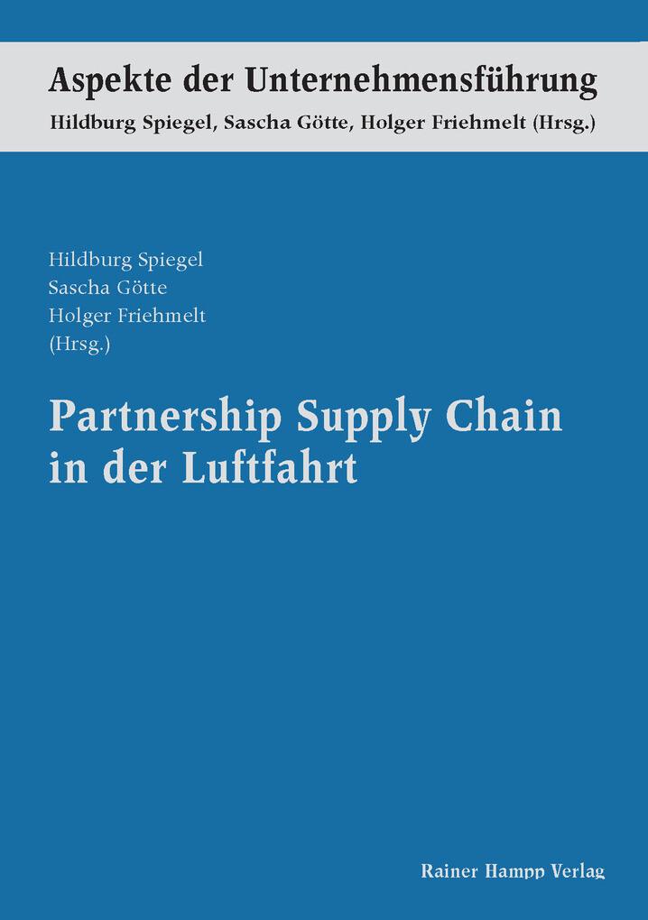 Partnership Supply Chain in der Luftfahrt
