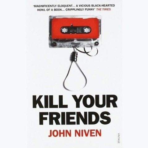 Kill Your Friends als Hörbuch