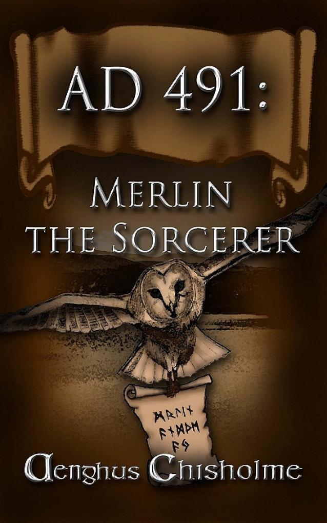 AD491 Merlin the Sorcerer als eBook