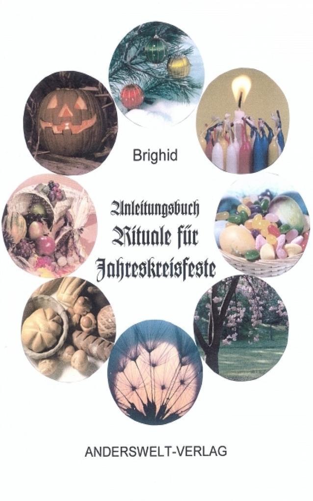 Anleitungsbuch Rituale für Jahreskreisfeste als eBook