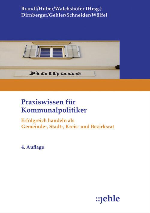 Praxiswissen für Kommunalpolitiker als eBook