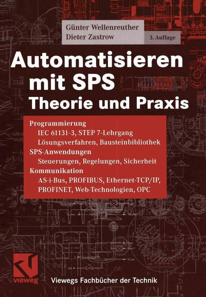 Automatisieren mit SPS als eBook