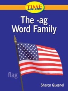 The -ag Word Family als eBook von Sharon Quesnel